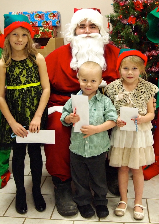 Savage Family Christmas Eve get together