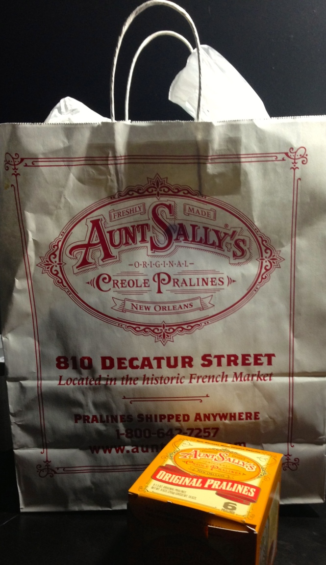 Aunt Sally's Creole Pralines, New Orleans